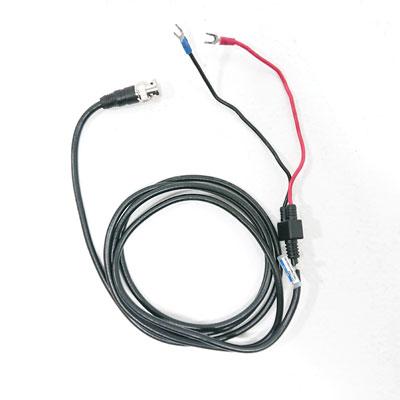 BNCPM4Y200SAN BNC-Y型圧着端子ケーブル2m