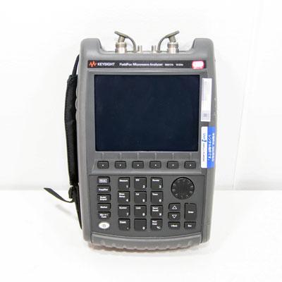 N9917A/112,215,233,235,302 FieldFoxハンドヘルドマイクロ波アナライザ