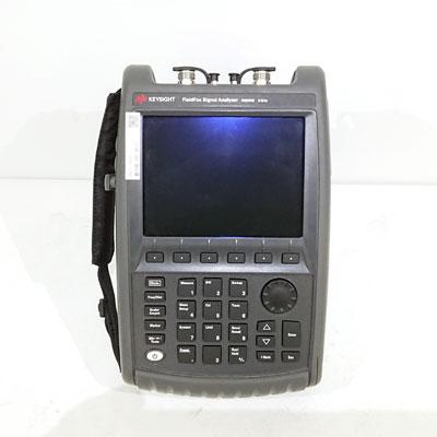 N9935B/235,236,238,307,N9910X-825 FieldFoxハンドヘルドマイクロ波アナライザ