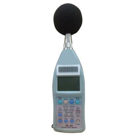 NL-22/NX-22J,NL-22PA1(256M) 普通騒音計(検定済証付き)