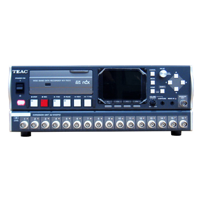 WX-7016/CL-407×32,RDXQUICKSTOR ワイドバンドデータレコーダー