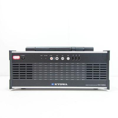 EDX-5000A-80-S メモリレコーダ/アナライザ