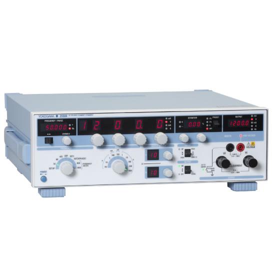 2558A-D/C1,701903×2 交流標準電圧電流発生器