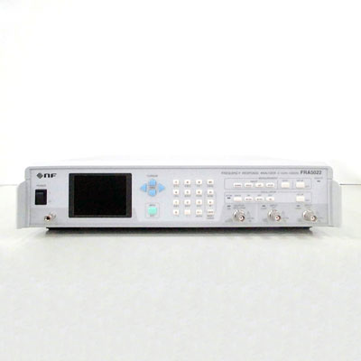 FRA5022 周波数特性分析器