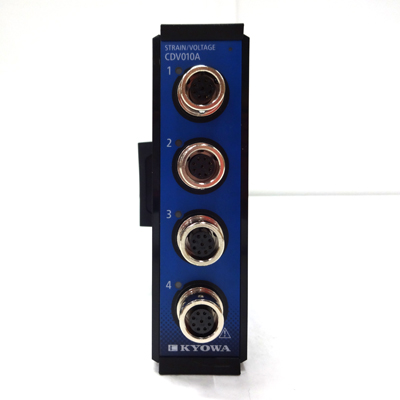 CTRS-CDV010A ひずみ/電圧測定ユニット