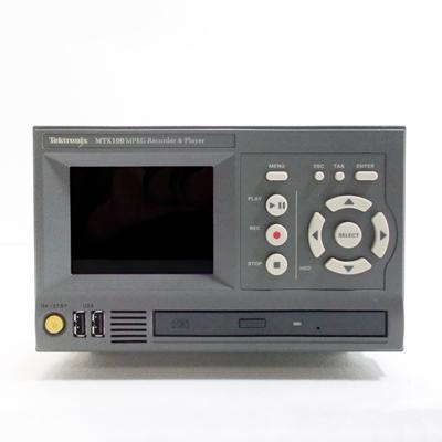 MTX100/01 MPEGレコーダ/プレーヤ