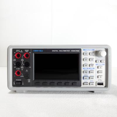 VOAC7602 デジタルマルチメータ