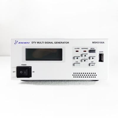 MSH3100A/MSH-H02,MSH-S01 デジタルTV信号発生器