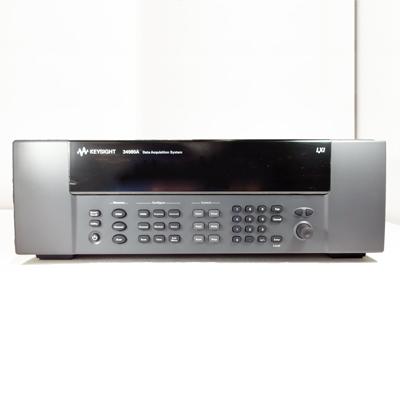 34980A マルチファンクション/スイッチ計測メインフレーム