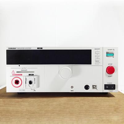 TOS5200 AC耐電圧試験器